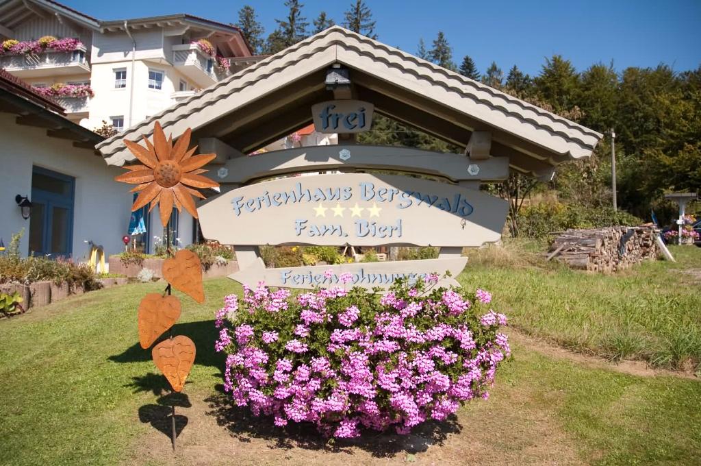 Ferienhaus Bergwald - Bodenmais - Herzlich Willkommen